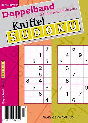 Kniffel-Sudoku Doppelband 02