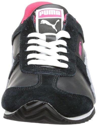 Wn's Puma femme Black Aley top SL Low Schwarz Noir 01 ECHSqC