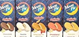 Moon Pie Minis - Complete Variety Pack - All 5 Flavors! (5 Boxes - 1 Salted Caramel - 1 Chocolate - 1 Strawberry - 1 Banana - 1 Vanilla) 12 pies per box, 60 pies total!