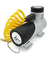 TireTek Compresor de Aire Portátil de 12 Voltios, 120 Vatios y 30 Litros/ Minuto