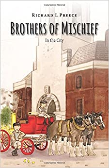 Book Brothers of Mischief - In the City