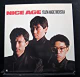 Yellow Magic Orchestra - Nice Age - Lp Vinyl Record