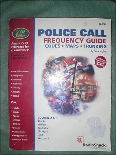 Gene Hughes' Police Call, Volumes 3 & 4: Illinois, Indiana, Kentucky