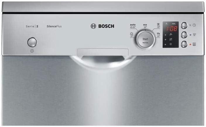 Bosch SPS25CI04E - Lavavajillas de Acero Inoxidable (Clase ...