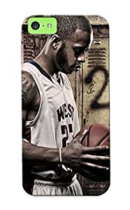 Catenaryoi Sanp On Case Cover Protector For Iphone 5c (basketball Player ) For Christmas Day's Gift