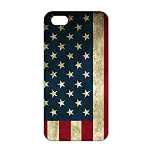 Evil-Store US Flag 3D Phone Case for iPhone 5s