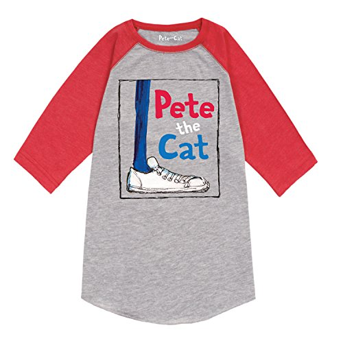 Price comparison product image Pete the Cat Shoe With Frame-Toddler RAGLAN-4T