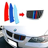 Lanyun BMW M Colors(red blue light blue) Grille Insert Trims...