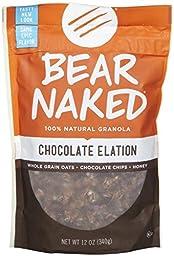 Bear Naked 100% Natural Granola - Heavenly Chocolate - 12 oz
