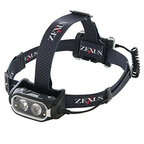 冨士灯器 LEDライト ZX-R700 (充電タイプ)の商品画像