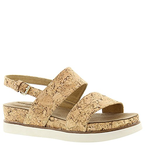 Ankle Bussola Casual Cork Toe Open Sandals peg Womens Strap BSrqSAXgn