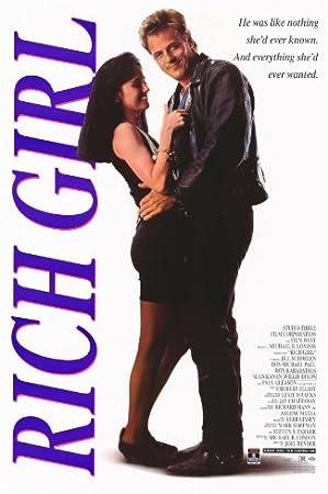 Rich Girl Póster de película B 27 x 40 en - 69 cm x 102 cm Jill ...