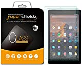 [2-Pack] Supershieldz for All-New Fire HD 10 Tablet 10.1' Tempered Glass Screen Protector, (7th Generation - 2017 Release) Anti-Scratch, Bubble Free, Lifetime Replacement