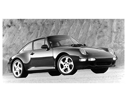 1997 Porsche 911 993 Carrera 4S Automobile Photo Poster from AutoLit