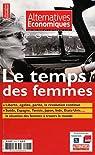 Alternatives économiques, Hors-série poche N° : Le temps des femmes par Nahapétian