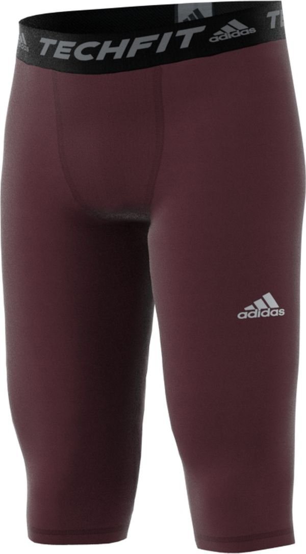 Adidas Men's Training Techfit 3/4 Tights S16APM256-P