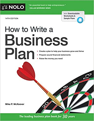 business plan ebook