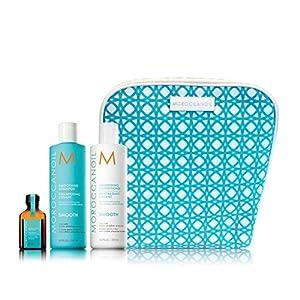 Moroccanoil smoothing shampoo 250ml moroccanoil smoothing conditioner 250ml moroccanoil treatment 25ml
