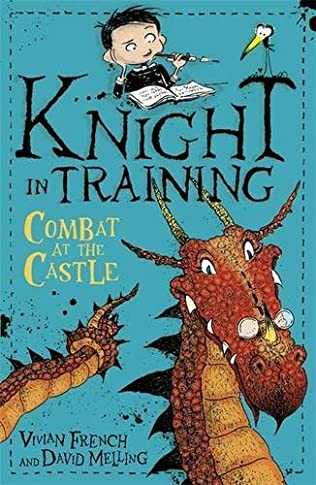 book cover of Combat at the Castle