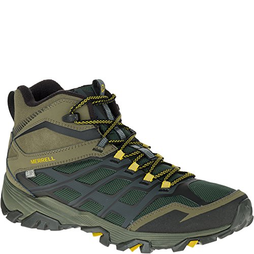 Merrell Moab FST Ice Thermo Wandern Stiefel - AW17 Green