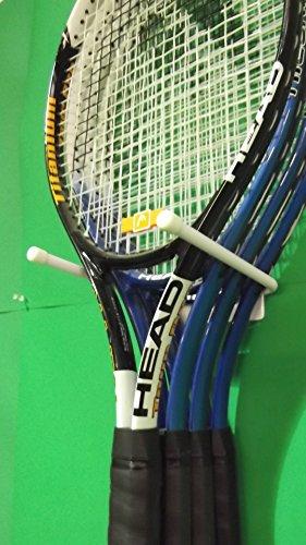 Tennis Racket Wall Hanger Rack Display Buy Online In Uae