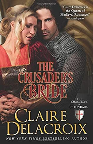 book cover of The Crusader\'s Bride