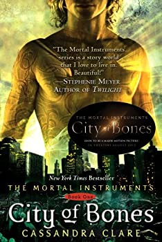 City of Bones 1416955070 Book Cover