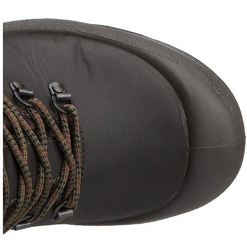 Grisport - Botas de cuero para hombre Marrón