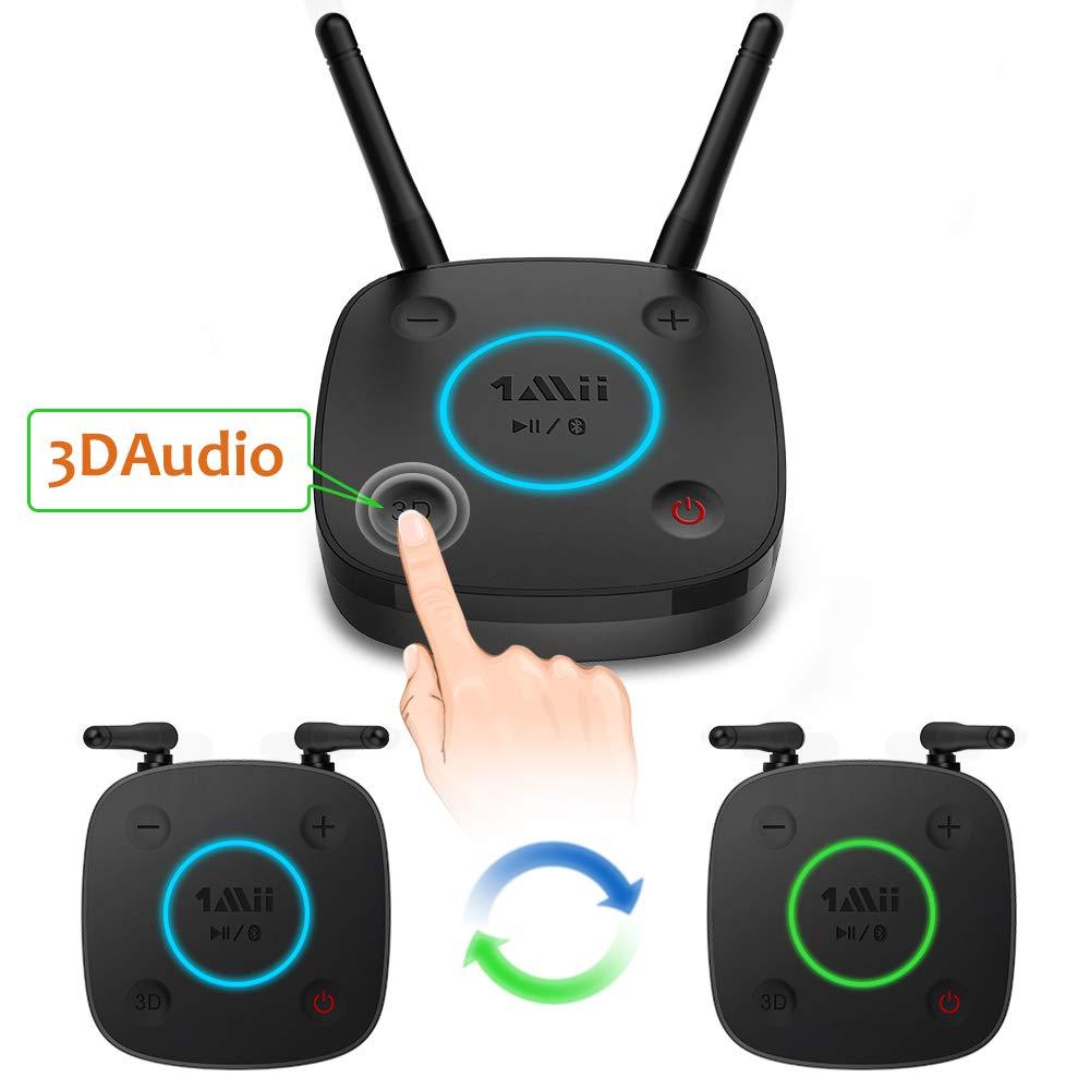 1Mii B06Pro Long Range Bluetooth Receiver, HiFi Wireless