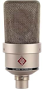 Neumann Dynamic Microphone, Nickel (TLM103 Set)