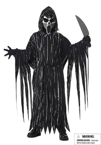 California Costumes Howling Horror Child Costume, X-Large (Horror Girls)