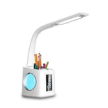 Lámpara de Escritorio Lámpara de Estudio LED con Soporte ...