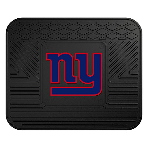 FANMATS NFL New York Giants Vinyl Utility Mat