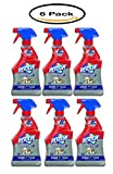 #10: Pack of 6 - Resolve Pet Stain & Odor Carpet Cleaner, 22 fl oz Bottle