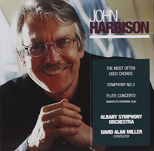 Harbison: The Most Often Used Chords; Symphony No. 3; Flute Concerto]()