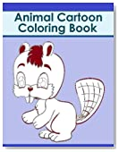 Animal Cartoon Coloring Book: The Animal Cartoon Coloring Book is designed for kids and adults to help reduce your   stress level. Simple coloring ... and Relaxation Animal Coloring Book now.