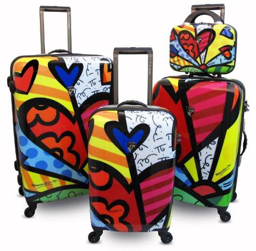 Heys-USA-Luggage-Britto-New-Day-Hard-Side-4-Piece-Luggage-Set