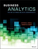 #6: Business Analytics: The Art of Modeling With Spreadsheets, 5th Edition