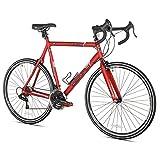 GMC Denali Road Bike, 700c, Red, Large/63.5cm Frame