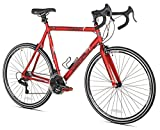 GMC Denali Road Bike, 700c, Red, Large/63.5cm Frame