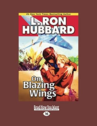 book cover of On Blazing Wings