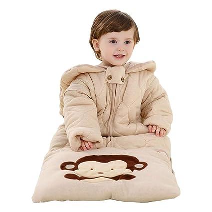 BabyFat Sacos de Dormir para Bebé Otoño/Invierno 2.5 Tog - Spring & Otoño -