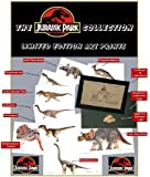 Jurassic Park Collection Limited Edition Art Prints Set of 9 Dinosaurs
