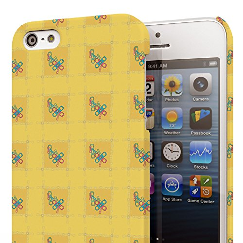 Koveru Back Cover Case for Apple iPhone 5S - Chain Pieces