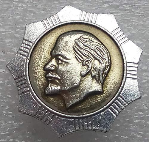 LENIN USSR Soviet Union Russian Communist Bolshevik Historical Political Pin Badge