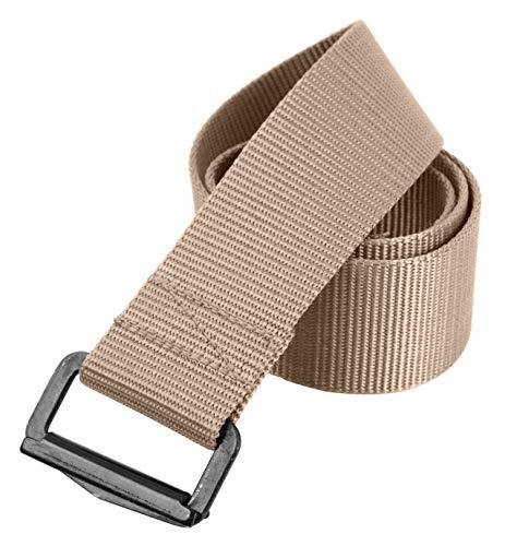 (Rothco Riggers Belt, Tan, Large/44'')