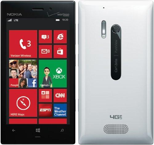 - Nokia Lumia 928 32GB Unlocked GSM 4G LTE Windows 8 Smartphone - White
