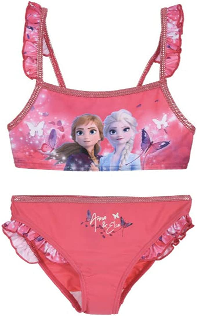 Frozen 2 Bikini Die Eisk/önigin Anna ELSA Disney Badeanzug