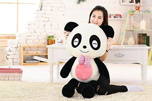 Stuffed Animal Teddy Bear Plush Soft Toy 100CM Huge Soft Toy White - 3
