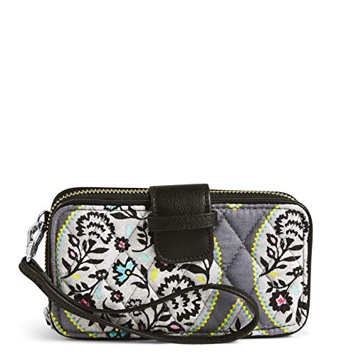 Vera Bradley RFID Smartphone Wristlet-Signature, heritage leaf (Iphone 5 Case Paper Towns)
